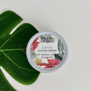 Eczema cream - with tamanu & black seed oils
