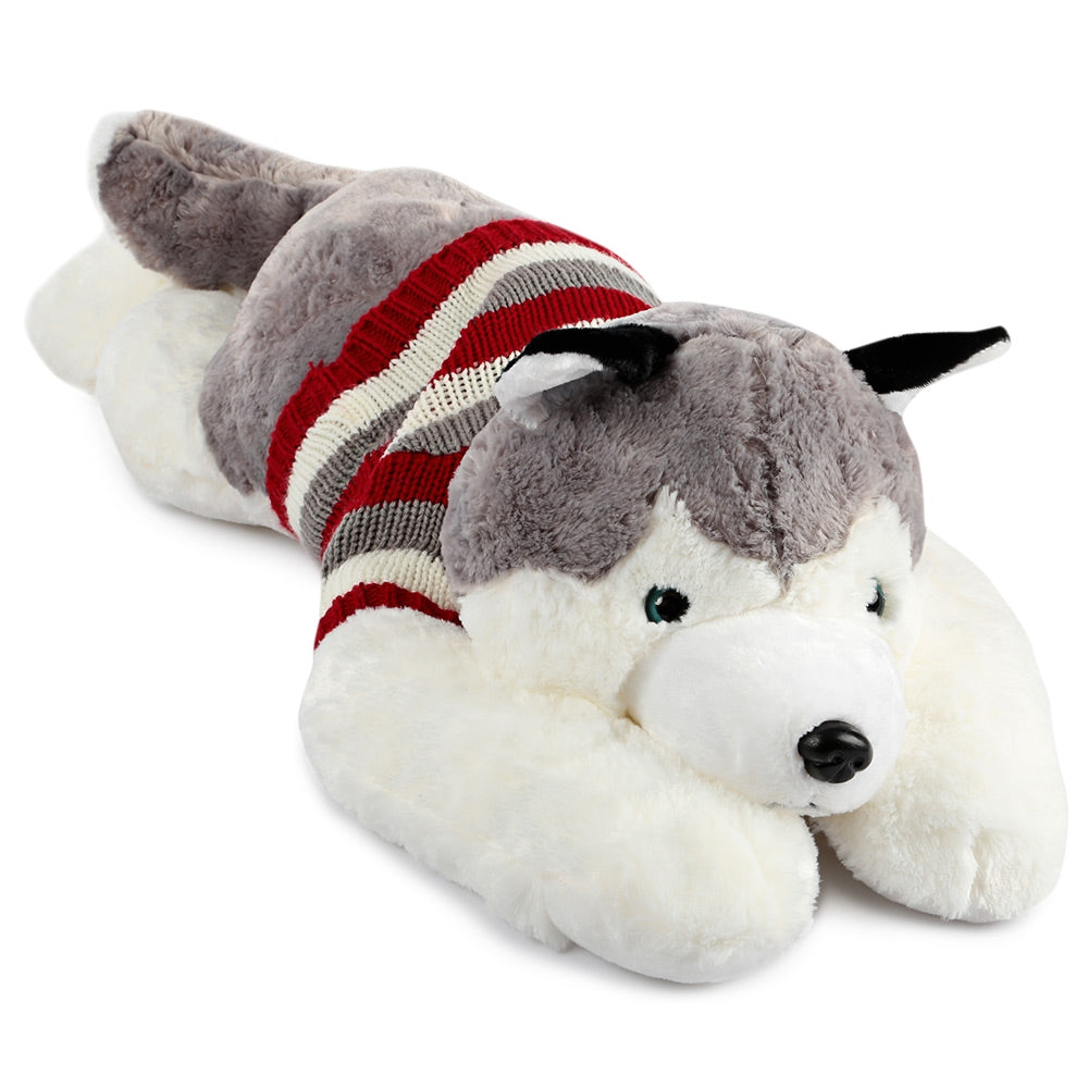 Big Husky Plush Toy
