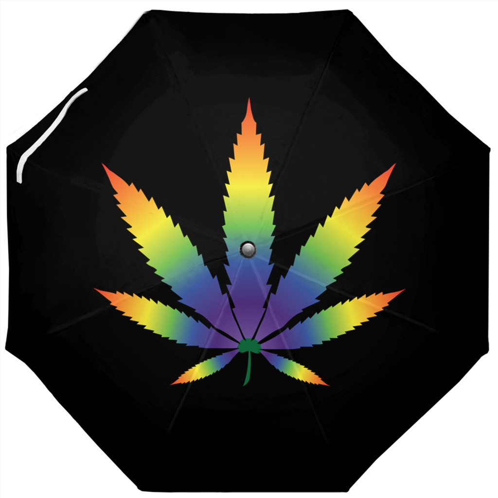 MJ Rainbow Umbrella