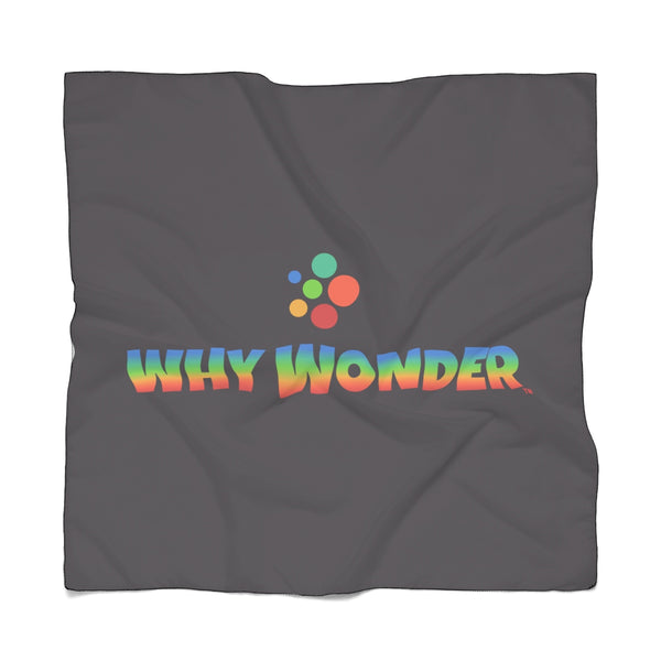 Why Wonder Poly Scarf