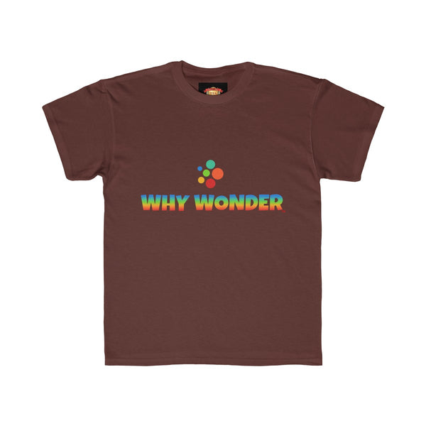 Why Wonder Kids Regular Fit Tee