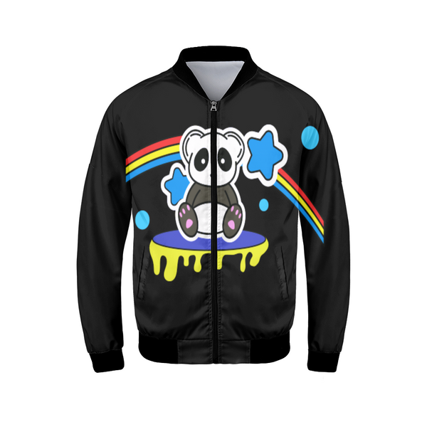 TRIPPY PANDA Men's Bomber Jacket
