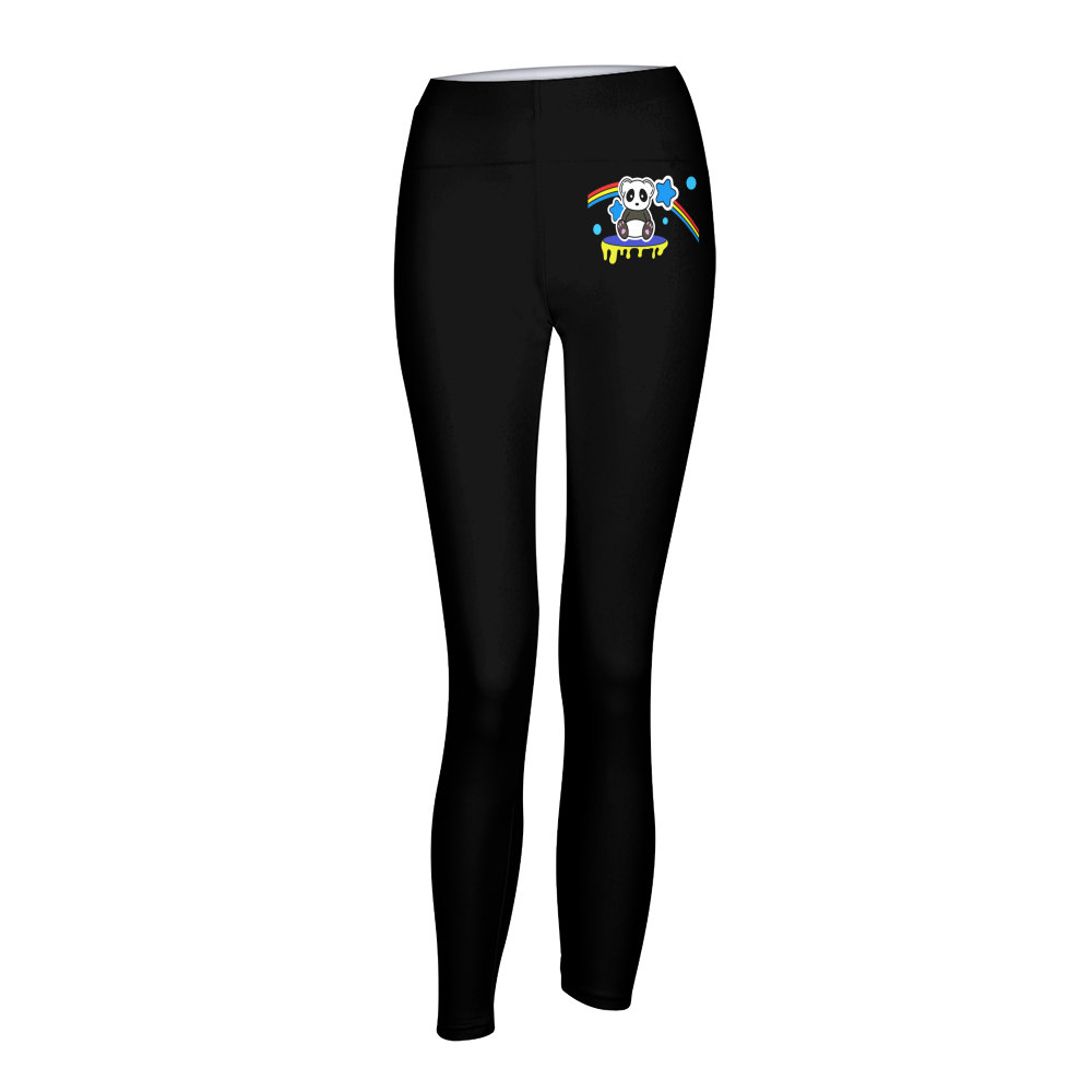 Trippy Panda Women's Yoga Pant