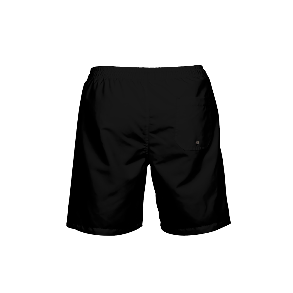 Trippy Panda Men's Swim Trunk