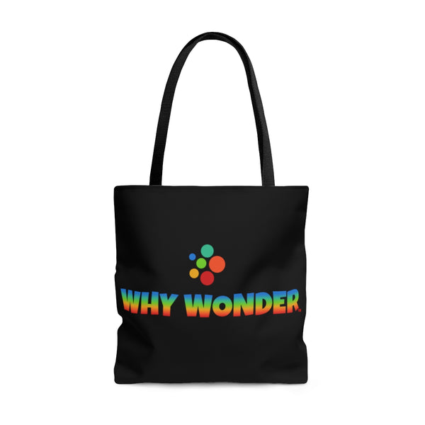 Why Wonder Tote Bag