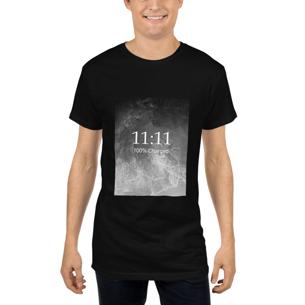 11:11 Long Body Urban Tee