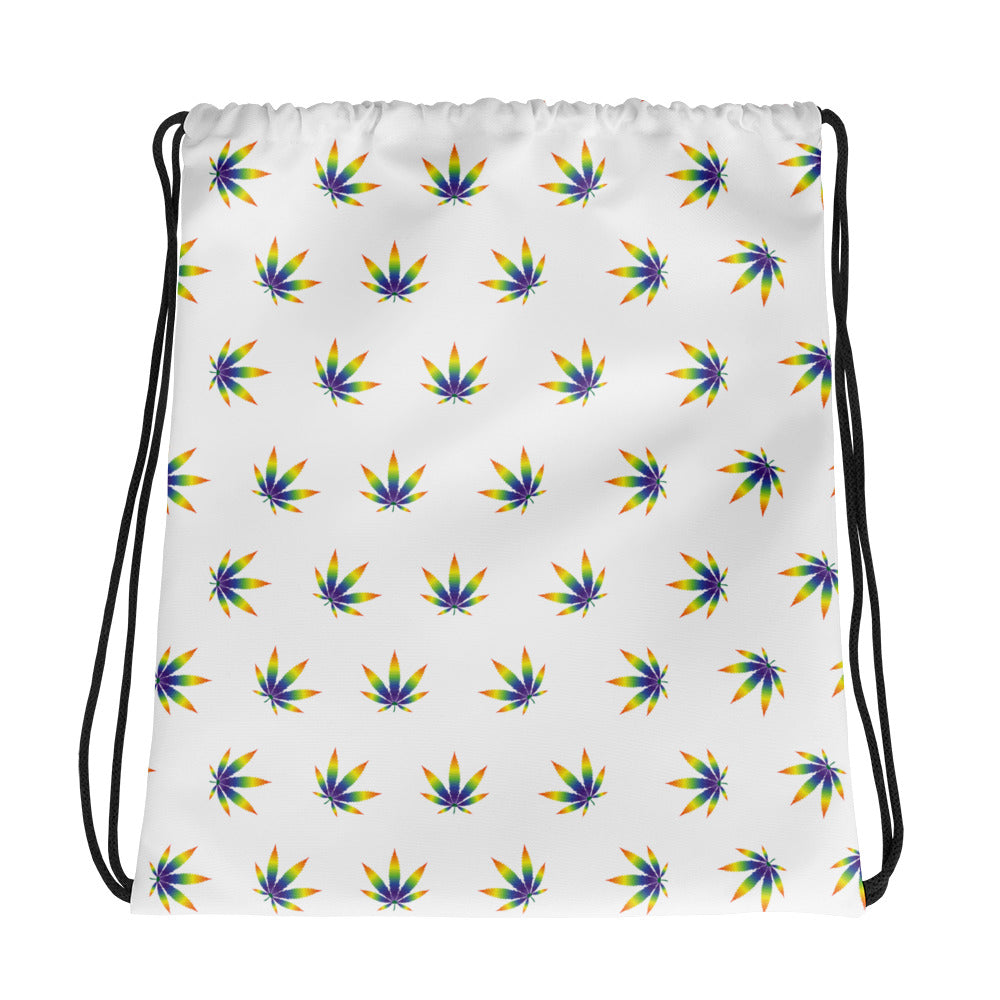 MJ Rainbows Drawstring bag
