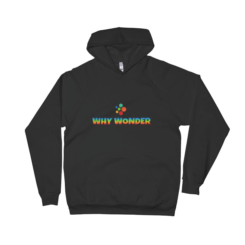 Why Wonder Unisex Fleece Hoodie