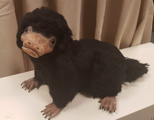 Every Day I'm Nifflering .... The making of a Niffler