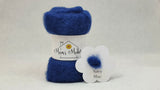 10g NZ Carded Batt -  Felting Fibres, Wool, Fluff