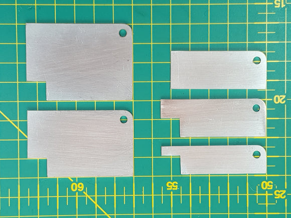 Individual Armature Assistant pieces