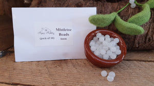 Mistletoe Beads - 6mm