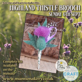 Highland Thistle Quick Kit