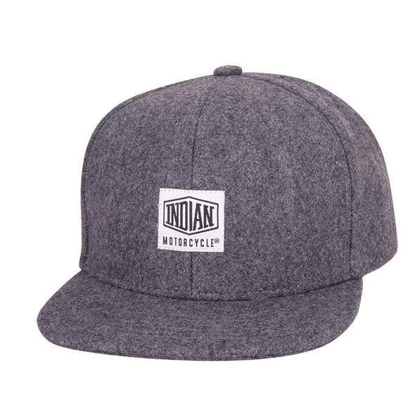 Wool Hat -Gray