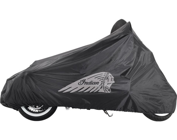 Indian Chief All-Weather Cover- Black