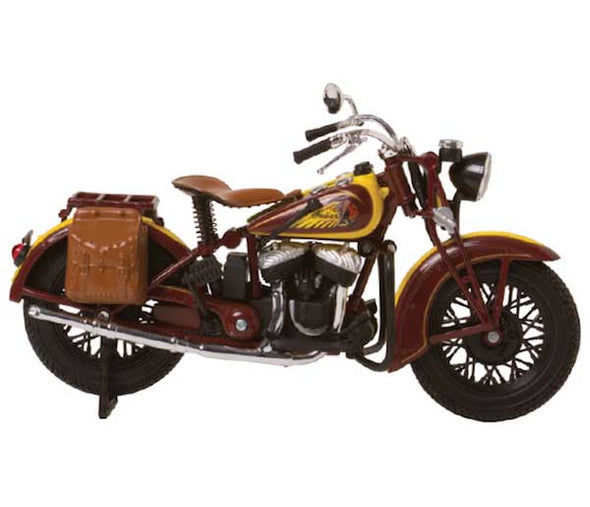 Indian Scout 1:12 Scale Model
