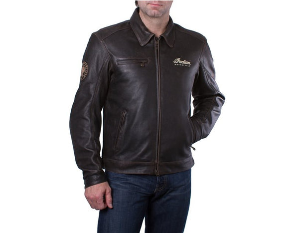 Men's Classic Jacket 2 with Removable Lining -Dark Brown