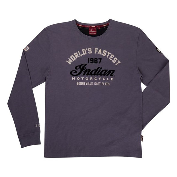 Heritage Long Sleeve Munro Tee by Indian Motorcycle®