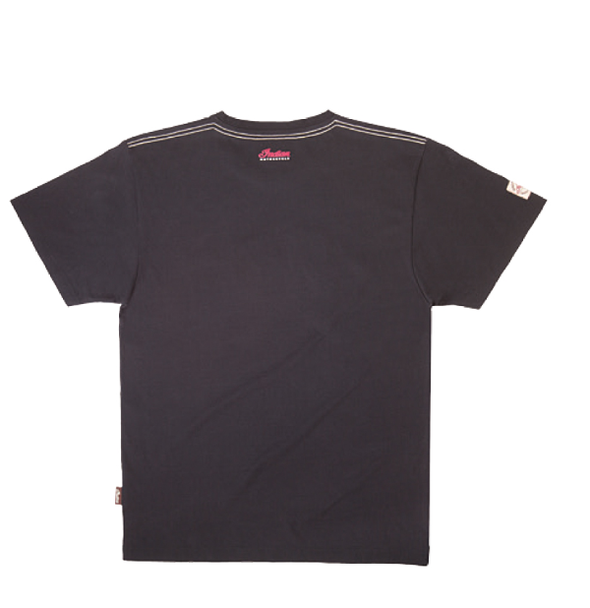 Men's Scout Logo T-Shirt -Black Size S
