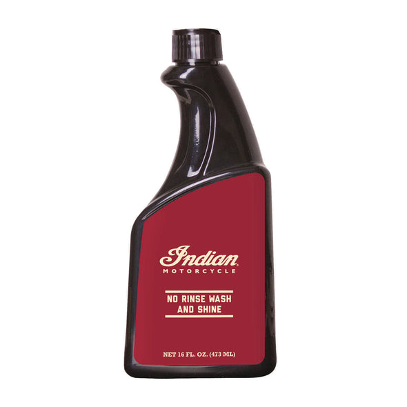 No Rinse Wash & Shine 16 Oz by Indian Motorcycle®