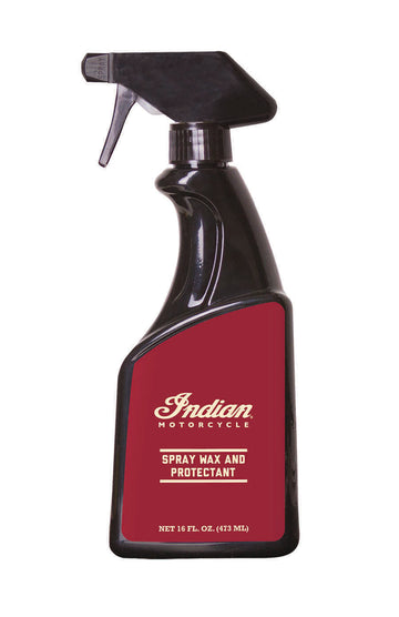 Spray Wax & Protectant 16 Oz by Indian Motorcycle®