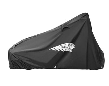 Indian Scout Full All-Weather Cover -Black