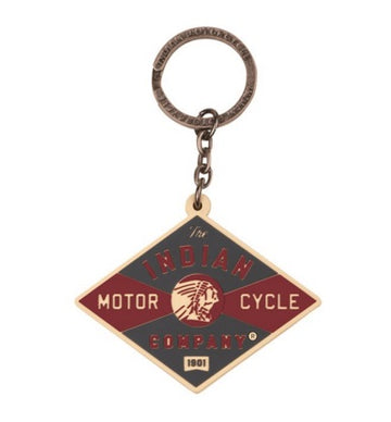 Rubber Keyring by Indian Motorcycle