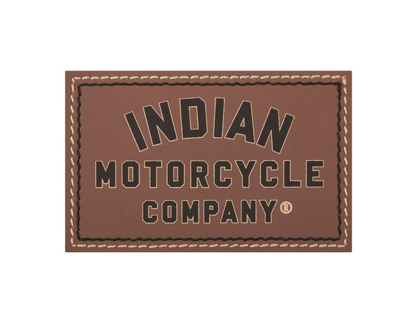 IMC Brown Leather Patch