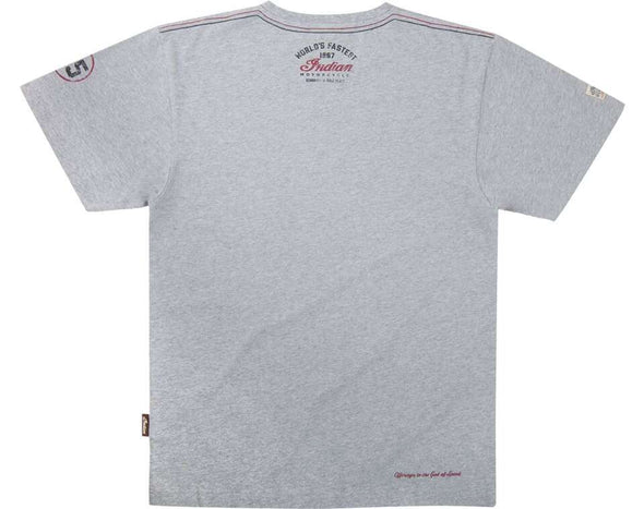 Men's Munro World's Fastest T-Shirt -Gray