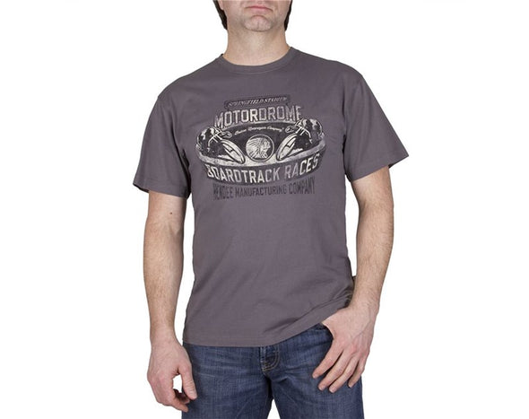 Men's Stadium T-Shirt -Gray Size S