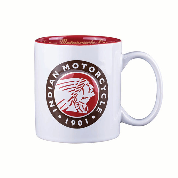 Embossed Mug by Indian Motorcycle®
