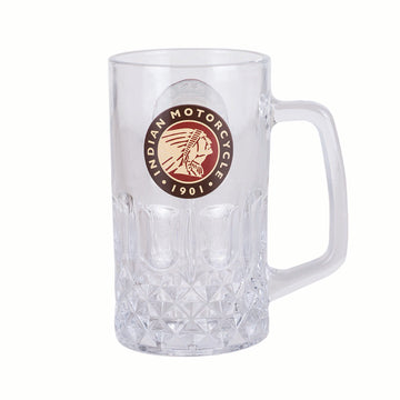 Glass Beer Mug by Indian Motorcycle®