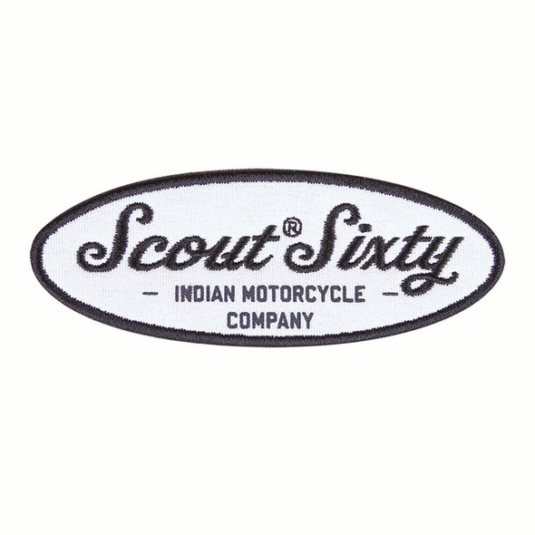 Embroidered Scout® Sixty Patch