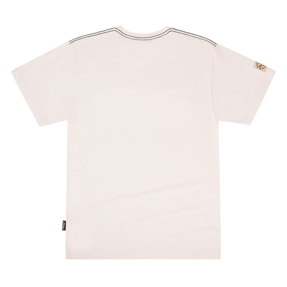 Antique Logo Tee - White