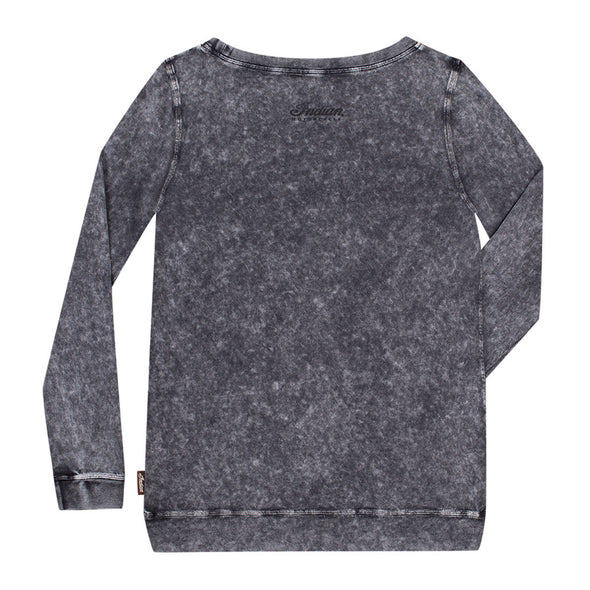 Women's Gray Quality Sweat by Indian Motorcycle®