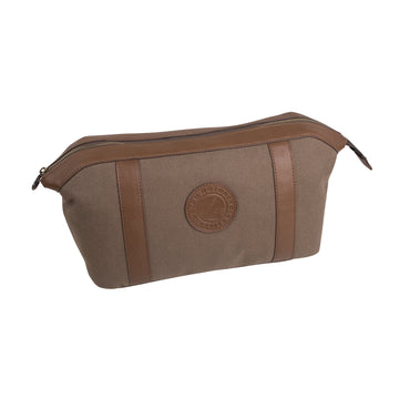 Waxed Cotton Wash Bag by Indian Motorcycle®