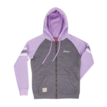 Women's Purple Color Block Sweat by Indian Motorcycle®