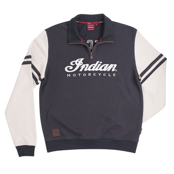 Men's Gray Wrecking Crew Sweat by Indian Motorcycle®