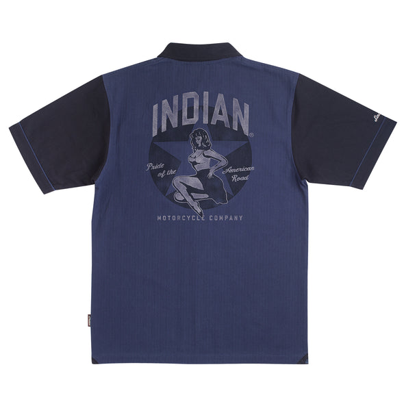 Men's Girl Pride Shirt by Indian Motorcycle®