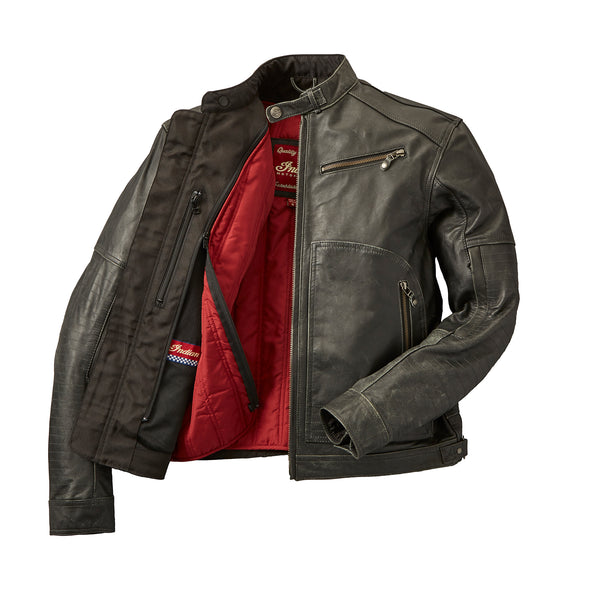 Phoenix Jacket -Black by Indian Motorcycle® Size 2XL *ONLY 2 LEFT*