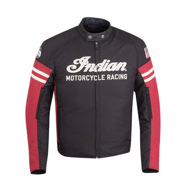 Men's Textile Flat Track Racing Riding Jacket by Indian Motorcycle®