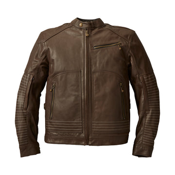 Indian Motorcycle - Brown Phoenix Jacket by Indian Motorcycle®