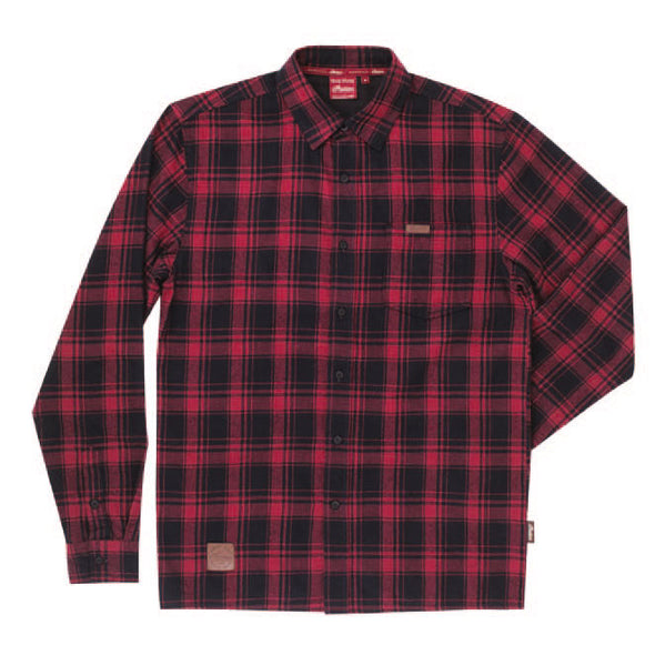 Red/Black Plaid Shirt