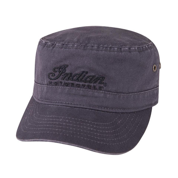 Gray Army Hat by Indian Motorcycle®