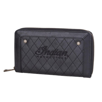 Woman's Quilted Purse by Indian Motorcycle®