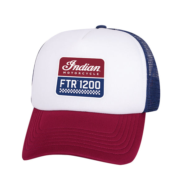 FTR 1200 Trucker Hat by Indian Motorcycle®