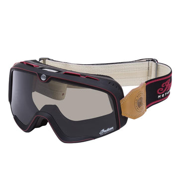 IMC Performance Riding Goggles - Black/Red