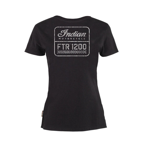 Women's FTR1200 Logo T-Shirt -Gray