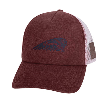 Indian Motorcycle - Port Trucker Hat