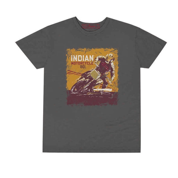 Men's Adventure Graphic T-Shirt -Gray
